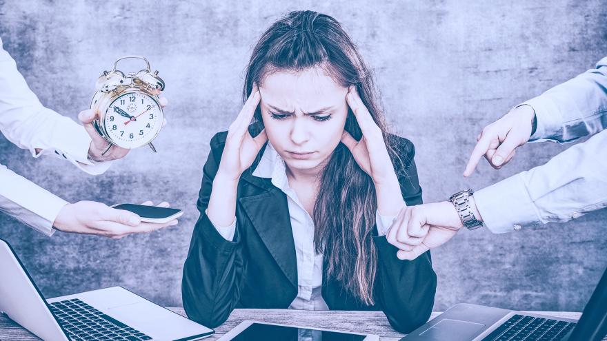 sindrome do burnout afeta o desempenho