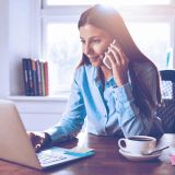 Uma rotina saudável é decisiva para manter um bom desempenho no home office