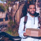 Ao escolher o melhor meio de transporte para iniciar seu serviço de entregas é preciso analisar itens como mobilidade e velocidade